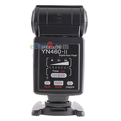 Speedlite Flash Camera For Canon Nikon Pentax YONGNUO YN460-II-As picture