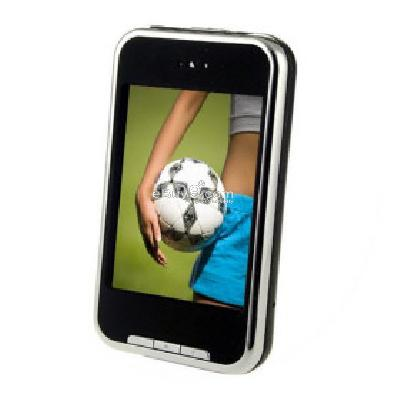 16GB 2.8-inch Touch Screen Mp3 MP4 Player Digital Camera 1MP097936-Black