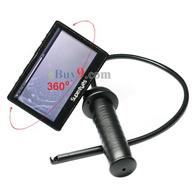 Digital Wireless Portable USB Endoscope Microscope LCD Screen 720X480-As picture