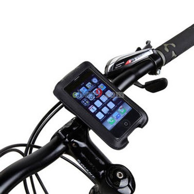 Cycling Bicycle Bike Saddle Bag Back Seat Storage Pouch-As picture