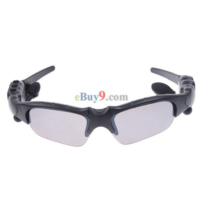 Bluetooth Headset Sunglasses for Cell Phone-As picture