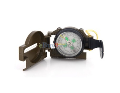 Military Marching Lensatic Compass}-As picture