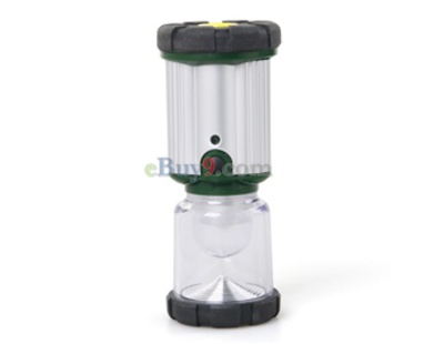 3W 2Mode LED White Light Camping Lantern Light Lamp-As picture