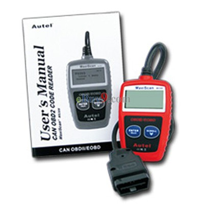 Autel MaxiScan MS309 CAN OBDII Code Reader -As picture