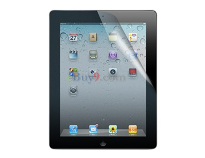 Frosted Screen Protector for iPad2 (Blau)-wie Bild