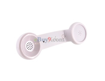 GG Super Bluetooth Headset (White)-As picture