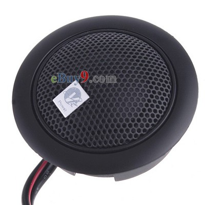 Super Power Loud Dome Speaker Tweeter for Car with Capacitors-As picture