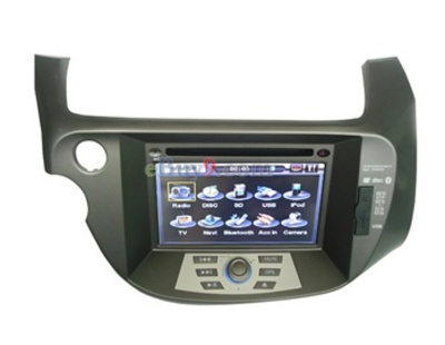 "7.0"" Car DVD Player For Honda Shuttle with GPS IPOD DVB-T Bluetooth RDS AVIN (EMS Shipping)-As picture"
