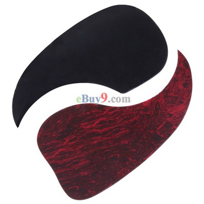 Comma Shaped Self-adhesive Acoustic Guitar Pickguard-As picture