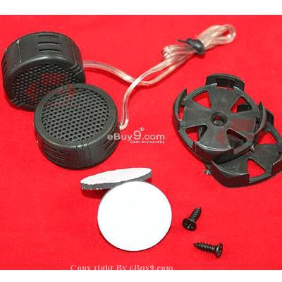 Super Power Loud Dome Speaker Tweeter for Car 500Ww-Black