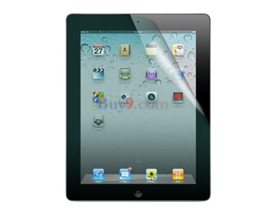 Frosted Screen Protector for iPad2 (Grün)-wie Bild