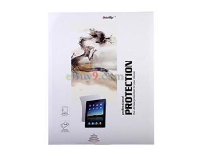 Bosity Blendschutz Haut Aufkleber Schutzfolie fr Apple iPad 2 ( Transparent)-wie Bild