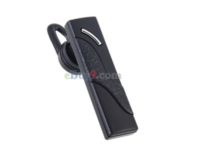 Stereo Wireless Bluetooth Headset (Black)-As picture