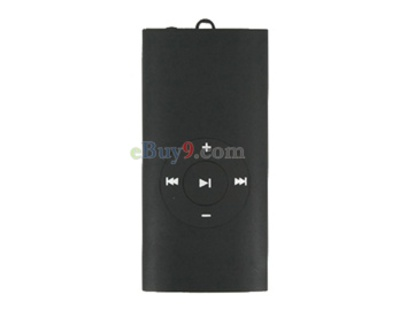 1GB Portable MP3 Media Player (Black)}-As picture