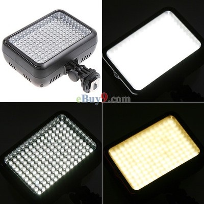 YONGNUO YN1410 Pro LED Video Light for SLR DSLR Camera Camcorder-As picture