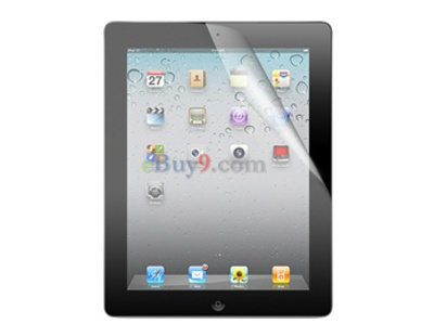 Frosted Screen Protector for iPad2 (Transparent)-wie Bild