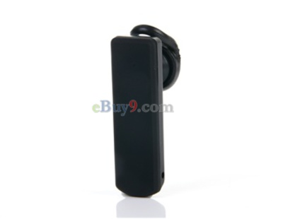A-5 Bluetooth Headset (Black)-As picture