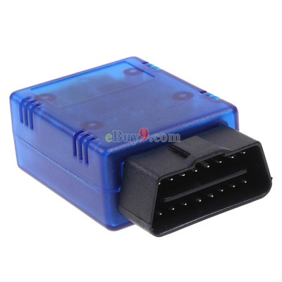 V1.4 Mini Bluetooth ELM327 OBDII OBD-II OBD2 Protocols Auto Diagnostic Scanner Tool-As picture