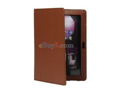 "PU Leather Case for 10.1"" Samsung Galaxy Tab P7500/7510-As picture"