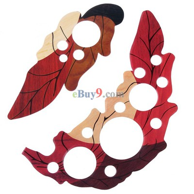 1 Pair Leaf Design Acoustic Guitar Pickguard Parts-As picture