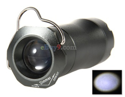 3-Modes High Brightness Camping Light (Black)-As picture