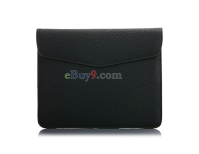 PU Leather Protective Case/ Cover/ Bag for iPad/ iPad2-As picture