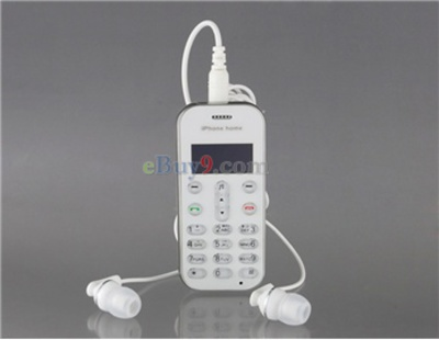 +V2.1 Wired Stereo Bluetooth Earphone (White)-As picture
