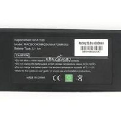A1185 Apple 5000mAh Battery for MacBook 13inch (Black) B091B-As picture
