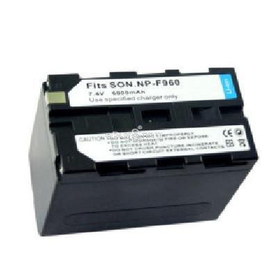Replacement Camcorder Battery F950 960 970 for SONY CCDTRV91 78 CB167001-As picture