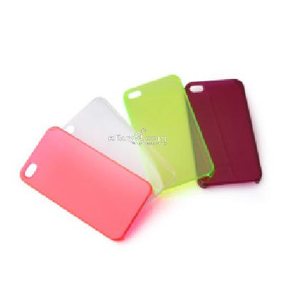 tpu clear case for iphone 4 (4-Pack) CFI161182-As picture