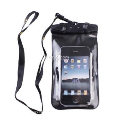 waterproof bag water sport case for iphone 4 itouch other devices CFI197192-As picture