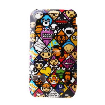 protective spot ard case for iphone 3g CFI217768-As picture