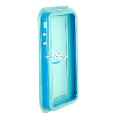 plastic protective ultra-slim iphone 4g bumper frame skin case cover with power switch volume cxontrol CA59L-As picture