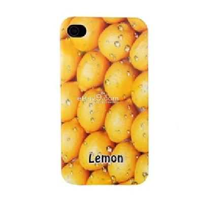 lemon pc iphone4 case CU61X-As picture