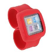 /griffin-flexible-silicon-wristband-for-ipod-nano6-red-cs201r-p-3989.html