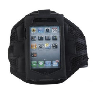 Premium Sporty Armband for Apple iPhone 4 iTouch 4 CFI180379-As picture