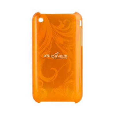 Protective Back Cover for iPhone (Orange) CFI101903-Orange