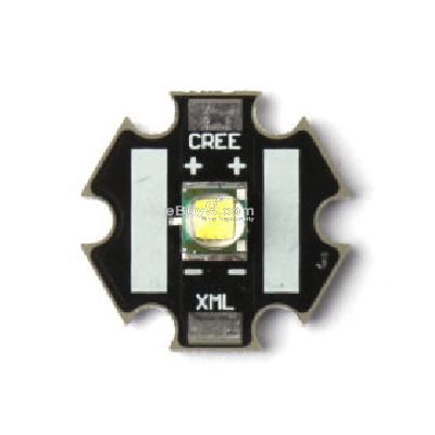 CREE XML T6 LED Emitter on 20mm Base -As picture