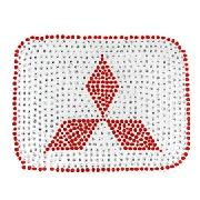 /crystal-diamond-decorated-mitsubishi-auto-pattern-car-mark-sticker-for-decoration-p-7086.html