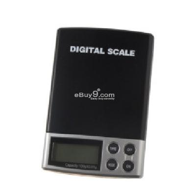 Precision Digital Pocket Scale (100g Max   0.01g Resolution) DS082848-As picture