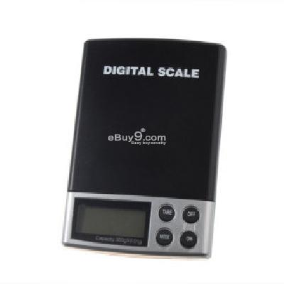 Precision Digital Pocket Scale (300g Max   0.01g Resolution) DS082850-As picture