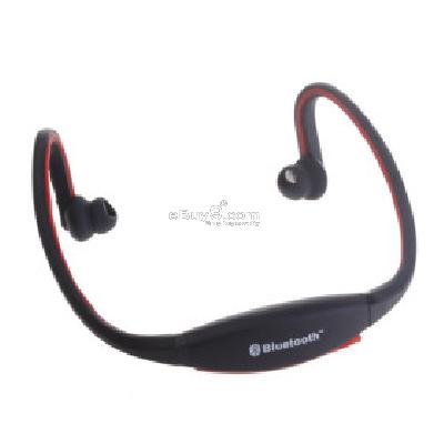 Sport Bluetooth Headphone Headset E088711-As picture