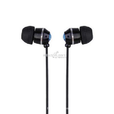 In-Ear Stereo Headphones (Black) E111907-Black