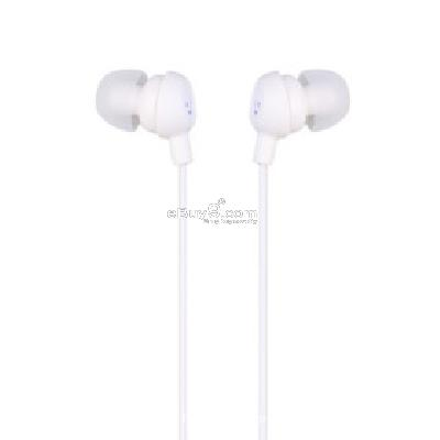 Smiley In-Ear Earphones (White) E120075-White