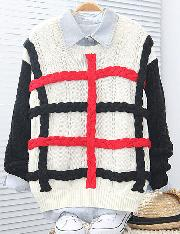 /retro-was-thin-loose-lattice-twist-braids-spell-color-sweaters-p-37071.html