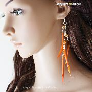 /handmade-pheasant-vogue-elegant-drop-chain-feather-beads-dangle-earrings-scmw-p-3233.html