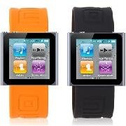 /two-rubber-sport-wrist-band-for-apple-ipod-nano-black-orange-g203x-p-4059.html