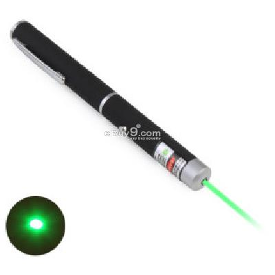 532nm 5mw Astronomy Powerful Green Laser Pointer -As picture