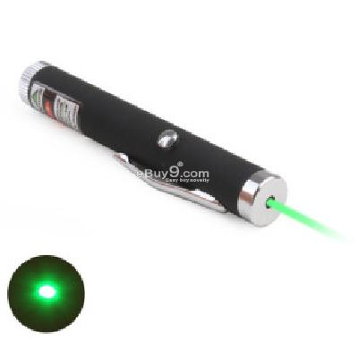 Fashion Green Laser Keychain With 5MW -As picture
