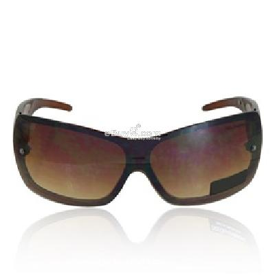 P947 Portable Fashionable Glasses Sunglasses P496X-Brown